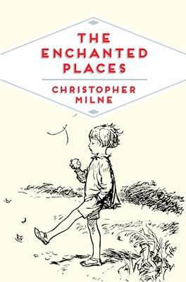 Book cover for The Enchanted Places